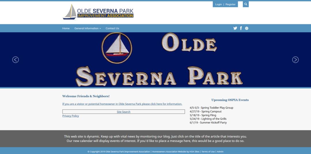 Olde Severna Park