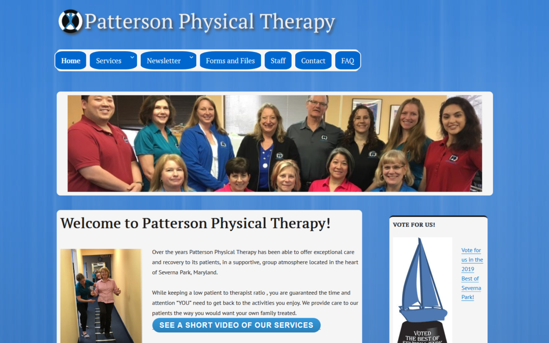 Patterson Physical Therapy