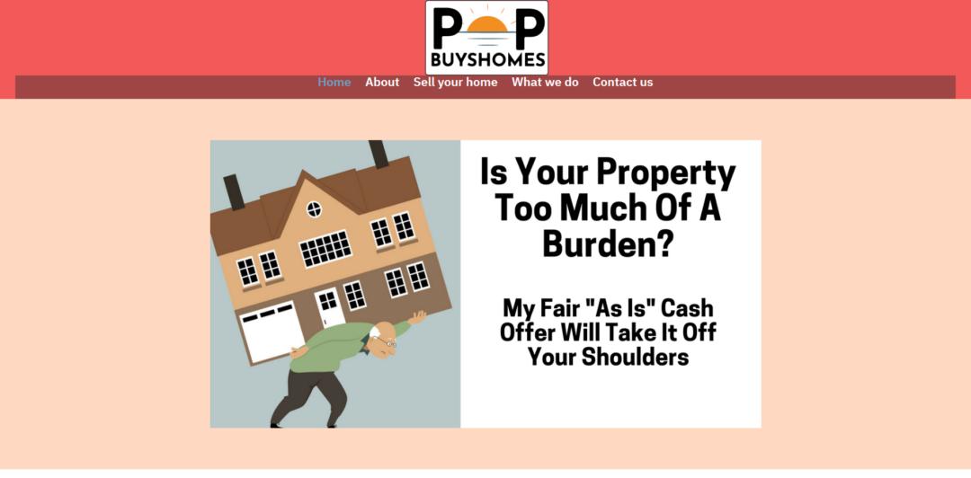 PopBuysHomes.com